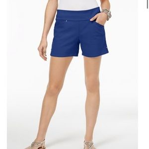 INC International Concepts Pull on Shorts